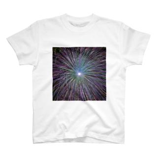 夏の思い出爆発 T-shirts