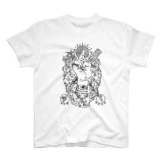 TATOO HAND T-shirts
