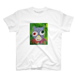 カラフルベアー T-shirts