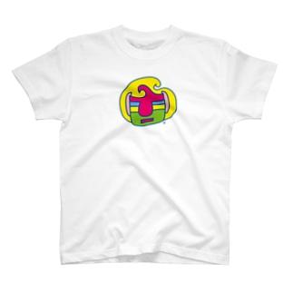 不思議系OL T-shirts