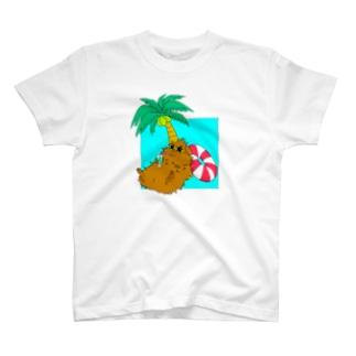 トロピカルモルモット T-Shirt