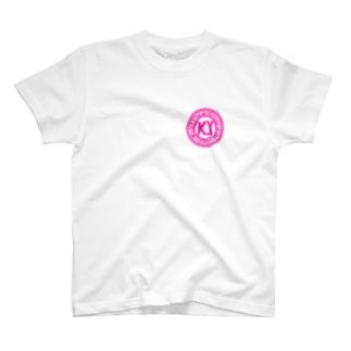 山口こうじKYTシャツ ピンク T-shirts