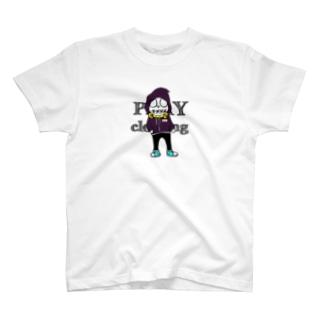 GRIM REAPER PU T-shirts