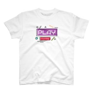 RETRO LOGO P T-shirts