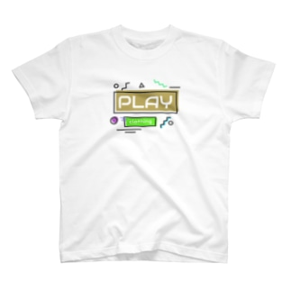 RETRO LOGO B T-shirts