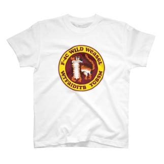 WILD WEASEL T-shirts