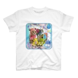 カレンダー画像6月*雷たん T-shirts