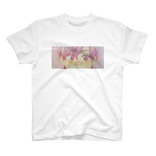 omimiyaの目は口ほどに物を言う - 惑 T-shirts
