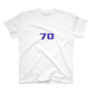 タック・サーティーン T-shirts
