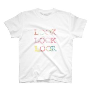 LOOK LOOK LOOK T-shirts
