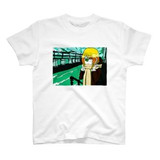 単眼ちゃんのアイテム T-shirts