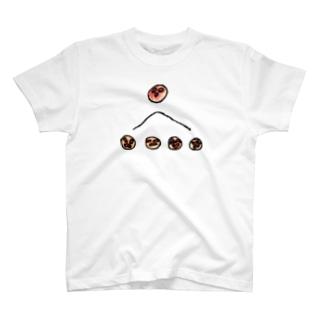 ポーカーフェイス T-shirts