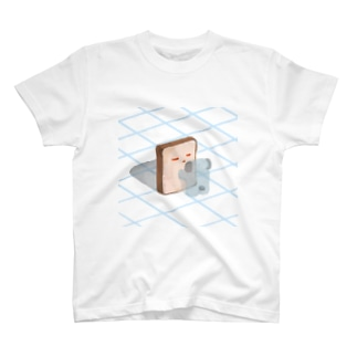 パンと犬 T-Shirt