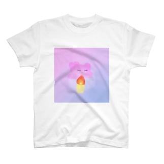 なき猫ちゃん T-Shirt