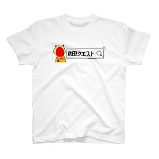 akitaquestのスマホなまはげ T-shirts