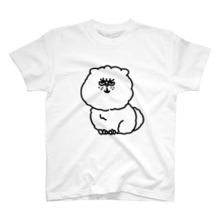 目つきの悪いネコ T-shirts