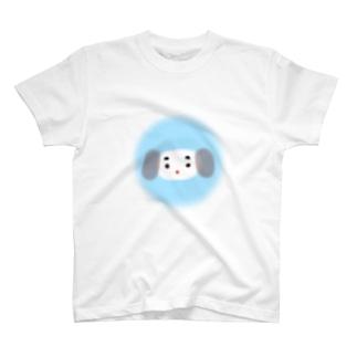 犬とカニ T-Shirt