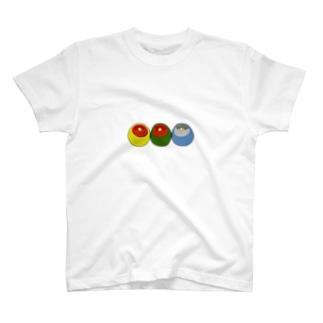 ○コザクラおだんご○ T-shirts