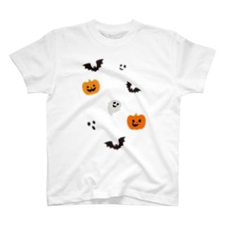 ハロウィンパーティ T-shirts