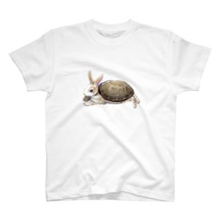 うさかめ T-shirts