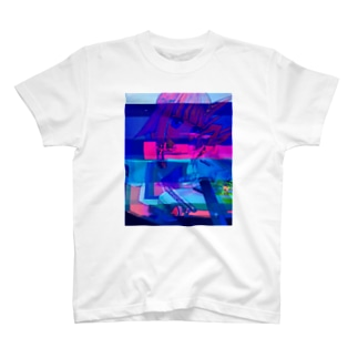 ねぐせグリッチ T-shirts