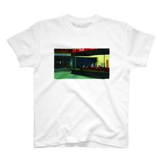 ナイトホークス東京 T-shirts