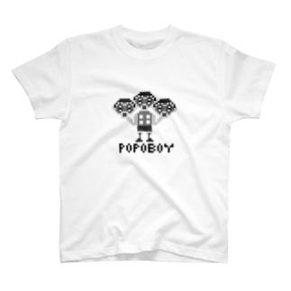AAA POPOBOY mono T-shirts