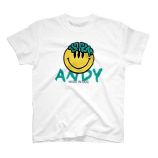デッドスマイル T-shirts