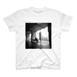 Temmabashi/holga T-shirts