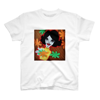 女番長@昭和 T-shirts