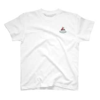 ワンポイントプリンハム T-shirts