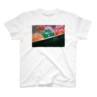 水風船 T-shirts