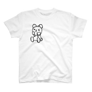 くまひゃん。 T-shirts