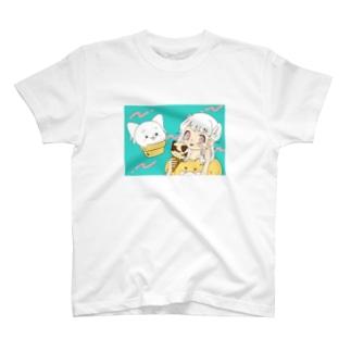 にゃいす と 推しガール T-shirts