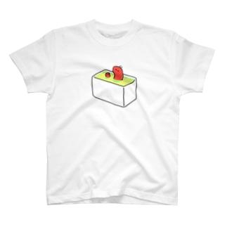 ぽかぽかおふろにはいるえび T-shirts