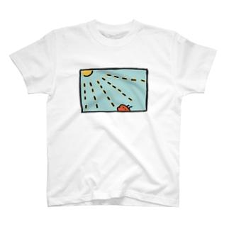 たいようぽかぽか T-shirts