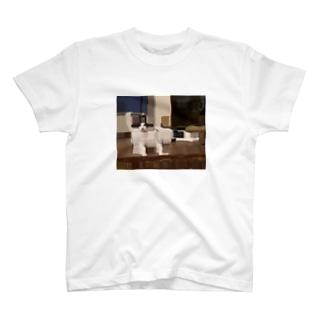 フギとグレ3 T-shirts