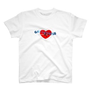 ゲットラデリバージョン T-shirts