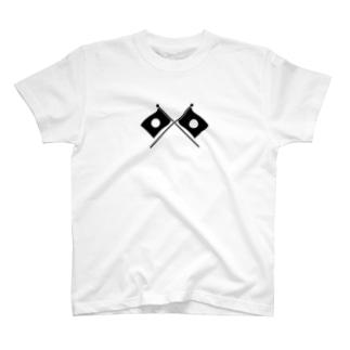 家紋シリーズ T-shirts