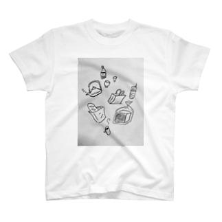 かごしまブラリ T-shirts
