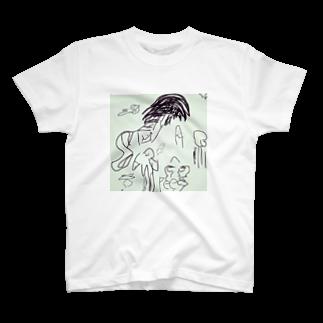 スパ海の🍅ラクガキ🍅 T-shirts