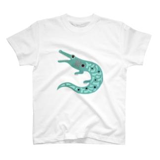WANI T GREEN T-shirts