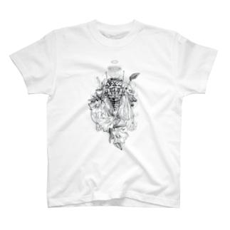 夏の終わり T-shirts
