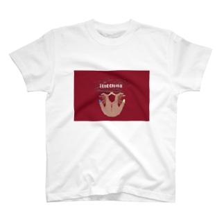 喫煙 肺癌 Tシャツ T-shirts