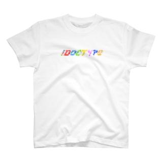 !DOCTYPE ロゴ T-Shirt