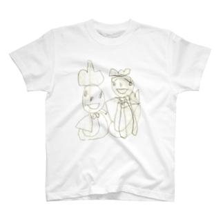 ひなまつり T-shirts