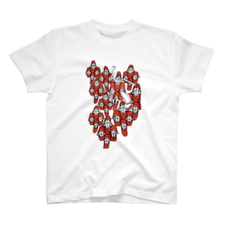 Tukareta T-shirts