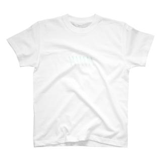綿棒 T-shirts