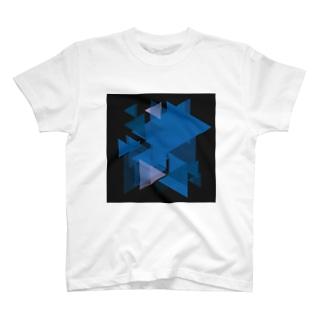 深海三角形 T-shirts