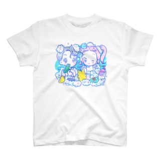 BATH TIME T-shirts